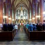 Gottesdienst in St. Kilian