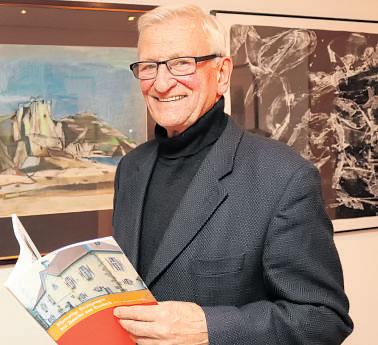 Franjo Schlotmann 80 Geburtstag