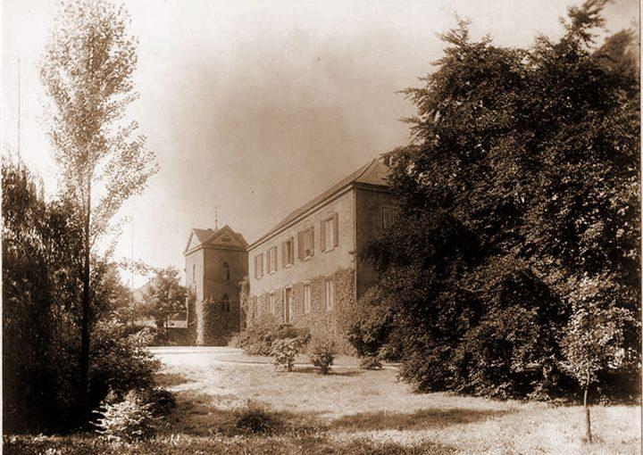 Haus Letmathe ca. 1918